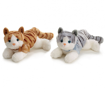 Plush Brown OR Gray Kitty