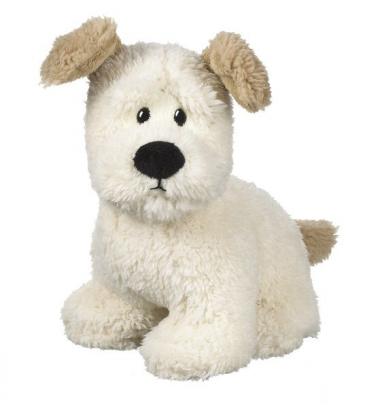 "Plush dog ""Ralph"" Powell Florist Exclusive"