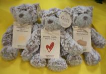 Plush Giving Bear