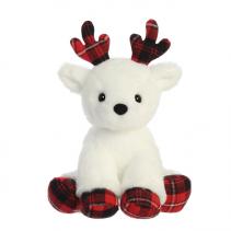 Plush Merry Reindeer