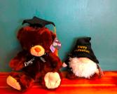 Plush Plush Graduation