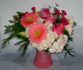 PLUSH POSEY Floral Arrangement