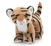 Plush Standing Tiger