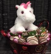 Plush Tin Valentines