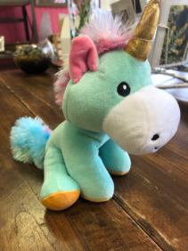 Plush Unicorn Stuffed Animal