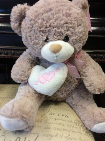Plushie Bear