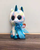 Plushie with dance ribbon Ty plush