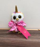 Plushie with dance ribbon Ty plush
