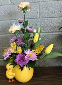 PM-237 Easter Chic vase