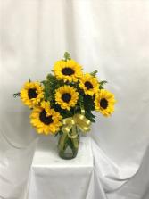 Pocket Full Of Sunshine  Floral Arrangement