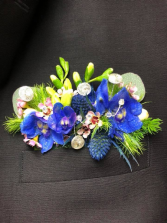 Pocket Square   Boutonniere