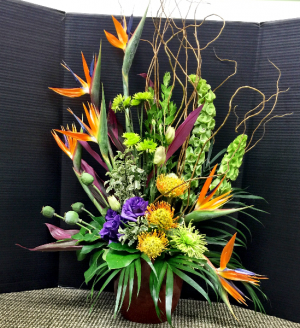 Tropical Design 22 Call for Availability  in Galveston, TX   J. MAISEL'S MAINLAND FLORAL