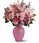 Poetry in Pink - 371 Vase Arrangement