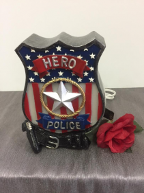 POLICE HERO LIGHT