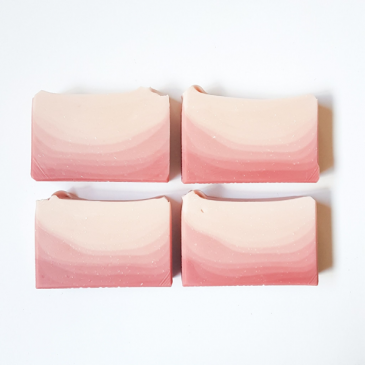 Pomegranate Luxury Soap