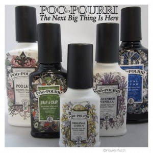 Poo-Pourri Gift in Gautier, MS | FLOWER PATCH