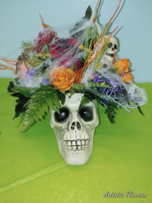 Poor Horatio  Halloween in Ocala, FL   Artistic Flowers Of Ocala