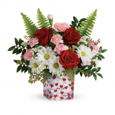Pop Hearts Arrangement