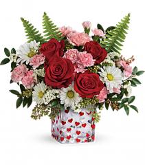 Pop Hearts Bouquet