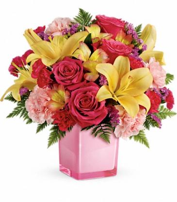 Pop of Fun Bouquet Teleflora