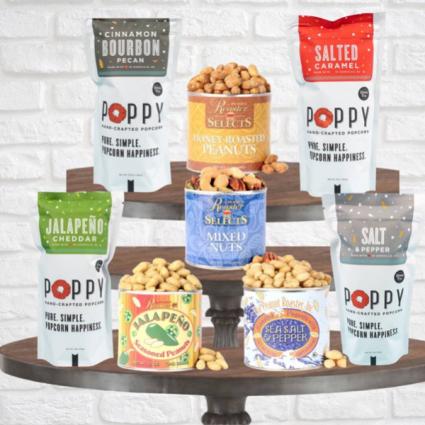 Popcorn & Nuts
