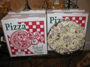 Popcorn Pizza by Sensational Sweets Abloom Original in Walkersville, MD | ABLOOM LTD