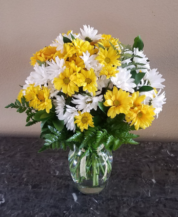 Pop's Daisey Bouquet Exclusively at Mom & Pops