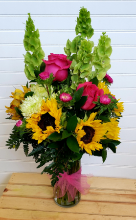 POP'S DESIGNERS CHOICE #2 EXCLUSIVELY AT MOM & POPS in Oxnard, CA | Mom and Pop Flower Shop
