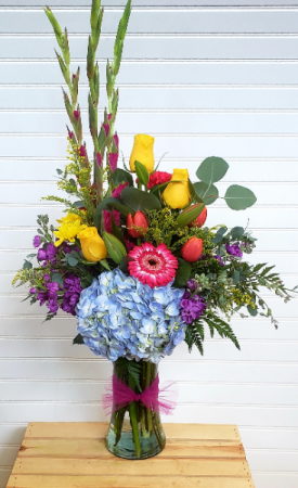 POP'S DESIGNERS CHOICE #4 EXCLUSIVELY AT MOM & POPS in Oxnard, CA | Mom and Pop Flower Shop