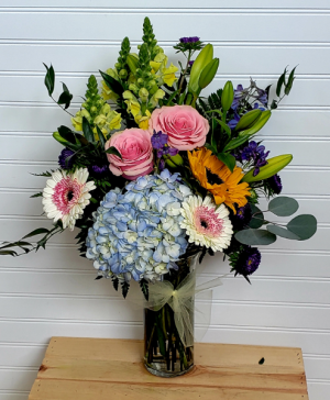 POP'S DESIGNERS CHOICE #8 Exclusively at Mom & Pops in Ventura, CA | Mom And Pop Flower Shop