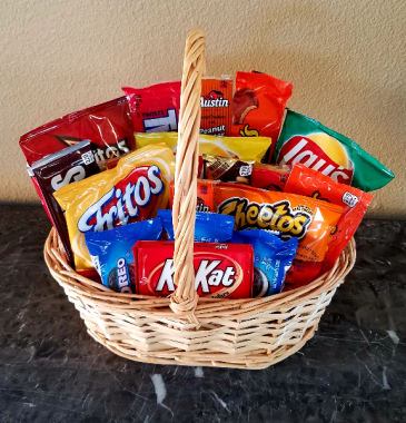Pop's Rescue Basket Exclusively at Mom & Pops