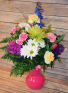 Popsicle Sweetheart Vase - Various colors
