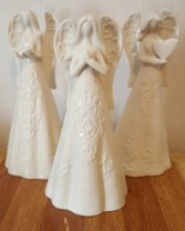 Porcelain Angel Figurine gifts
