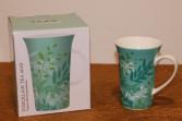 Porcelain Mug - Teal