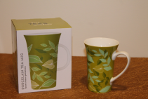 Porcelain Mug - Green