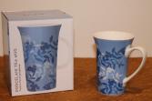 Porcelain Mug - Periwinkle
