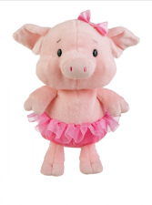 Portia Piggy Plush