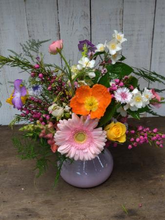 Posey Vase Custom
