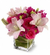 Posh Pinks Floral Bouquet
