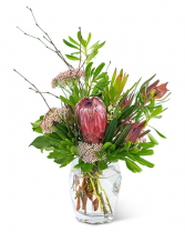 Posh Protea Arrangement