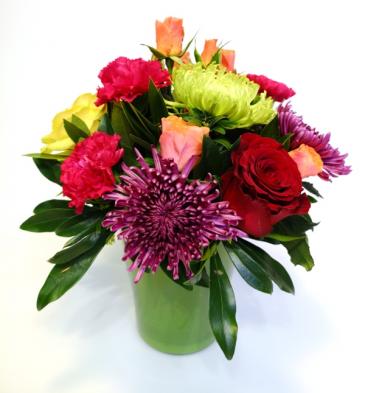 Pot O' Flowers Bouquet