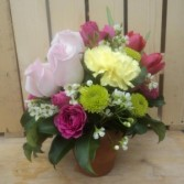 Pot o' Posies Arrangement