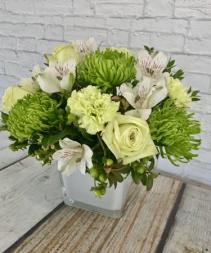 Pot of Luck St Patricks Fresh Flowers