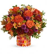 Potomac's Autumn Radiance Bouquet T21T300B