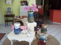 pottery from local artists Pottery vases