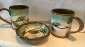 Pottery Set Gift