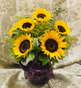 Pour Some Sunshine Arrangement