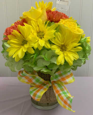 PPCFG Lemon & Lime Fresh Arrangement