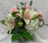 PPCFG Pink Elegance Fresh Arrangement