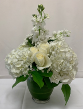 PPCFG Simply White Fresh Arrangement